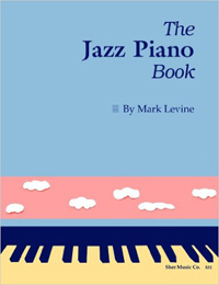 The Jazz Piano Book by Mark Levin