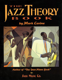 The Jazz Theory Book by Mark Levin