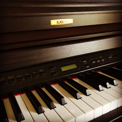 KAWAI電子ピアノCA71