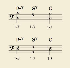 1-3, 1-7 ヴォイシング